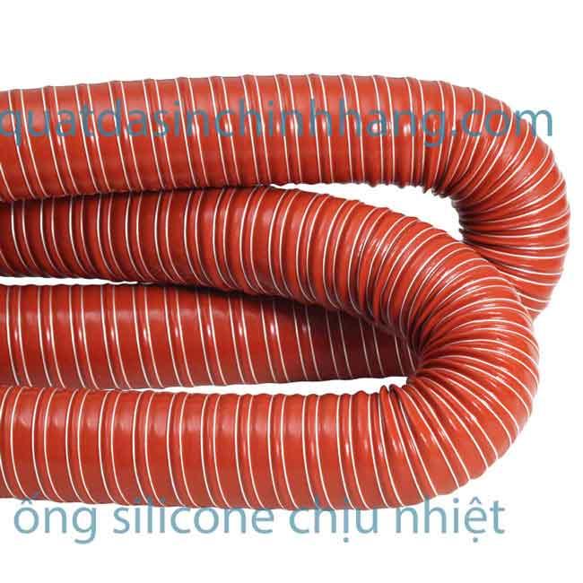 Ống Silicone chịu nhiệt