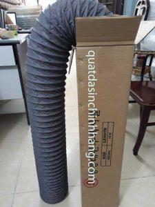 ống gió mềm vải 3