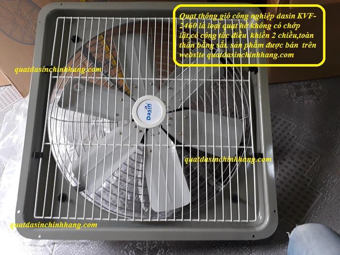 quạt thông gió dasin KVF-2460