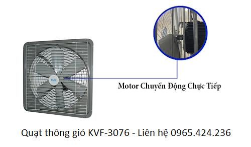 mua quạt thông gió kvf-3076