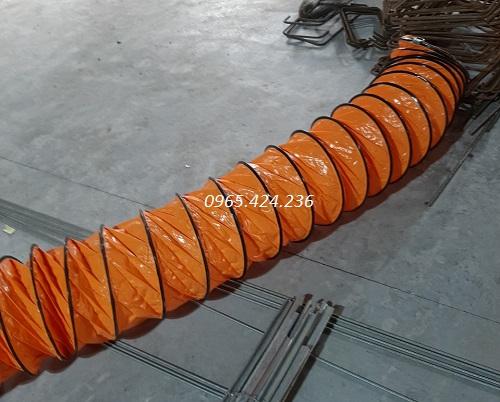 ống gió mềm simili