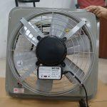 giá quạt thông gió công nghiệp kvf-1845