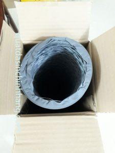 ống gió mềm vải 5