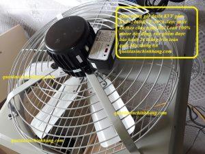 ảnh motor quạt thông gió dasin KVF-2460