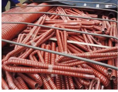 Ứng dụng ống silicon chịu nhiệt trong công nghiệp