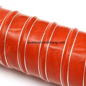 ống silicone chịu nhiệt d100