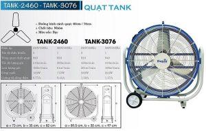 tank là quạt gì