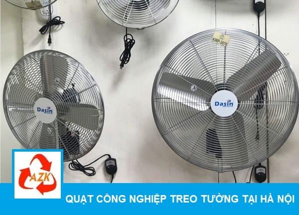 Quạt công nghiệp treo tường tại Hà Nội